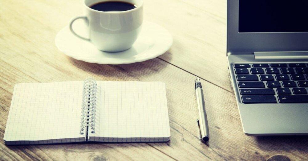 日記とパソコン