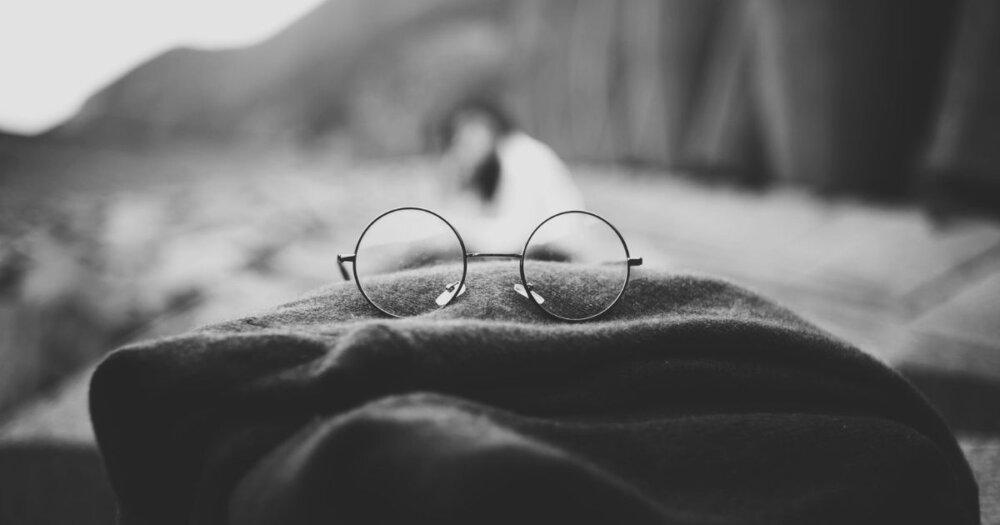 ハリーの眼鏡